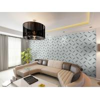 Cheap Living Room Polished 3D Wall Board for sale