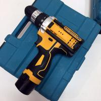China Lightweight 12V Cordless Drill Compact Size Long Run Times Fast Charging on sale