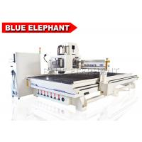 Quality ELE 2140 atc cnc cabinet processing machine with 9kw hsd air cooling automatic tool change spindle wholesale