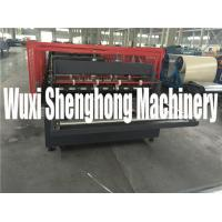 Quality Double Layer Cold Roll Forming Machine For Producing Two Kinds Pf Profile wholesale