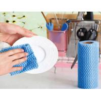 Quality Commercial Kitchen Wipes Non Woven Fabric Wipes / Kitchen Cleaning Wipes wholesale