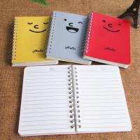 China Expression Spiral notebook diary on sale