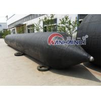 Quality Rubber Ship Airbags for Ship Launching and Landing passed ISO 14409 for sale