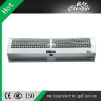 Quality Air Curtain Tubular type 900-1800mm industrial cooling air curtain for home , factory or supermarket use air curtain wholesale