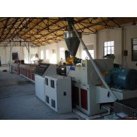 Quality wpc decking extrusion machinery wholesale