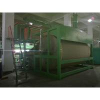 Quality FH - 420 Machine Woven Rugs Carpet Coating Production Line Improve Work Efficiency wholesale