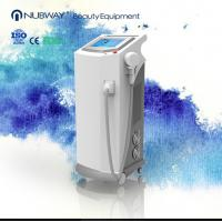 Quality Beijing nubway newest hair remover 808 diode laser machine wholesale
