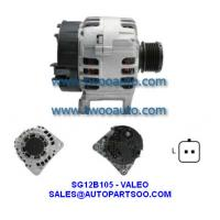 Buy cheap 6001548553 440265 SG12B089 SG12B105 - VALEO Alternator 12V 125A Alternadores from wholesalers