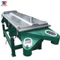 China High Efficiency Industrial Vibrating Screen Linear Vibration Sieve Machine on sale