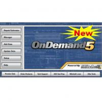 Quality Mitchell OnDemand5 Automotive Diagnostic Software For Auto Repair Database wholesale