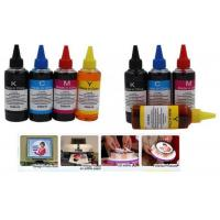China Edible Ink Refill Kit for canon edible ink for epson edible ink for Brother Printer  for cake on sale