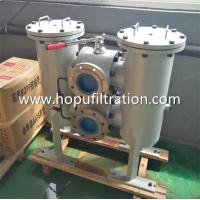 China Duplex Filter, Pipeline Filter,duplex large flow hydraulic return oil filter, designed butterfly valve, factory price on sale