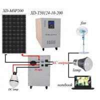 China solar systems for home use 1000W used solar equipment for sale on sale