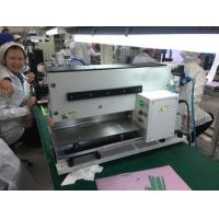 Buy cheap V Groove PCB Depanelizer For LED Strip PCB Cutter With Linear Blades from wholesalers