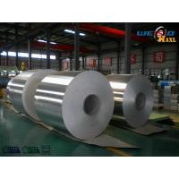 Quality Mill Finished Color AA 1110 Cold Rolled Aluminium Coil For Architectural Decoration wholesale