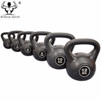 Quality Various Color Fitness Equipment Kettlebells For Full Body Workouts wholesale