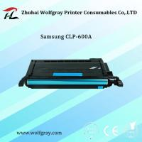 Cheap Compatible for Samsung CLP-600A toner cartridge for sale