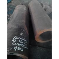 Quality Metalurgy Machinery coated heavy steel structural forged products coated roller heavy forging wholesale