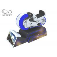 Quality SGS Virtual Reality Simulator 9D Racing Car Motion Ride VR Gaming With Headset wholesale