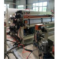 Quality Non - Stop Fully Automatic Toilet Tissue Production Line In Doing Toilet And Kitchen Towel wholesale