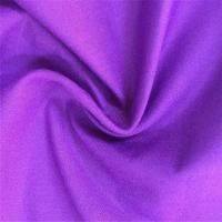 China Gorgeous Colors Polycotton Material , Non Fading Plain Poly Cotton Fabric on sale