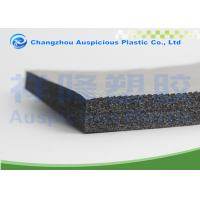 China Laminated Aluminum Foil Foam Insulation Roll Black Roof Thermal on sale