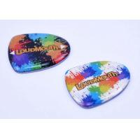 Buy cheap High End Epoxy Dome Stickers Magetic Ornament Iron Printing Colorful Logo product
