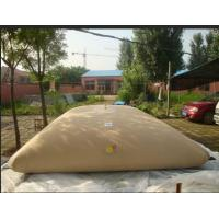 Quality 15500L Flexible Water Tank 650 Tear Strength For Agriculture Diggings wholesale