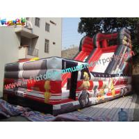 Quality 0.55mm PVC Commercial Inflatable Slide wholesale