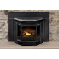 Quality Well Constructed Decorative Wood Insert Fireplace With Concealed Ash Pan wholesale
