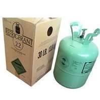 Quality R22 Refillable cylinder  Odorless 1000L CHCLF2 R22 Refrigerant Replacement wholesale