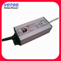 Quality IP67 SMPS Waterproof Power Supply 12V 4A , LED Regulated Power Supply Driver wholesale