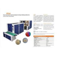 Cheap A model FULLY AUTOMATIC KRAFT AIR BUBBLE ENVELOPE MAKING MACHINE for sale