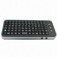 Quality Keyboard and Mouse Combo with Audio Control and Card Reader wholesale