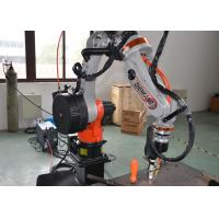 Buy cheap Automatic Arc Welding Robot Flexible Mounting Long Service Life Six Axis from wholesalers