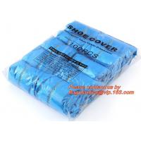 Quality Disposable CPE Shoe Covers,blue pe disposable shoe covers plastic covers,Safety Products Equipment Indoor Disposable med wholesale
