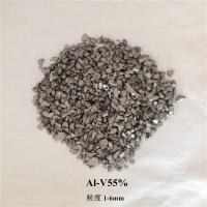 Quality AlV 5-85% Alloy Vanadium-Aluminium Master Alloy / Aluminum Based Master Alloy wholesale