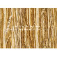 Quality Woods Foil Wallpaper Feeling Wood Grain Film wholesale