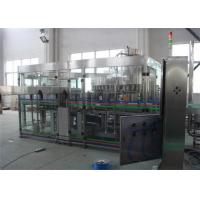 Quality PET Bottle 5 Gallon Drinking Water Production Line SUS304 Material 3000 - 32000 B / H wholesale