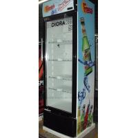 Cheap 350L Upright Display Fridge , Auto Defrost Refrigerated Display Cooler for sale