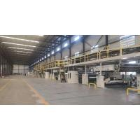 Cheap WJ300-2500-5ply corrugated cardboard production line From China Hebei Dpack for sale