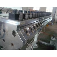 China Wall Panel PVC Sheet Extrusion Line For Kitchen / Washing Room 1220mm Product Width on sale