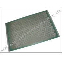 Quality Oblong Wire Cloth Dirt Shaker Screener Double Hook High Conductance SUS316 Material wholesale