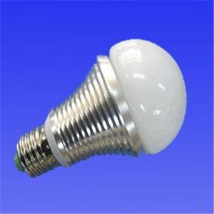 China 5W High Power LED Bulb Light (Base: E27) on sale