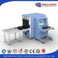 China Middle Size X-ray Baggage Inspection System Tunnel size 600mm×400mm on sale