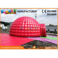 Quality 7m Outdoor Giant Inflatable Party Tent Dome For Advertising / Event wholesale