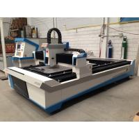Quality High speed and high precision CNC fiber laser cutter , steel laser cutter wholesale