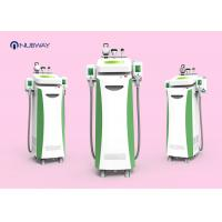 Quality Body Shaping Cryolipolysis Slimming Machine 40K Ultrasound Cavitations Frequency wholesale