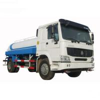 China LHD Driving Special Purpose Vehicles Used Water Tank Trucks For Road Cleaning on sale