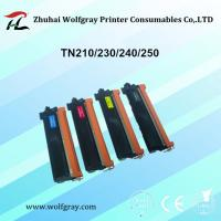China Color toner cartridge  for  brother TN210/230/240/250 on sale